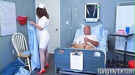 Sex Adventures Between Doctor And Horny sluty Patient Lily Love intercorse video
