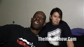 two crack with Japanese hood bitch