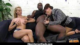 Hot milf sucks and fucks hard an huge ass black hard long cock