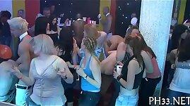 Oral pleasure parties