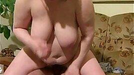BBW Granny Takes Hard anal Pounding