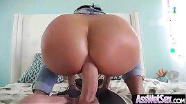 Huge Butt choco Girl holly halston Get Her Oiled Ass Deep Nailed